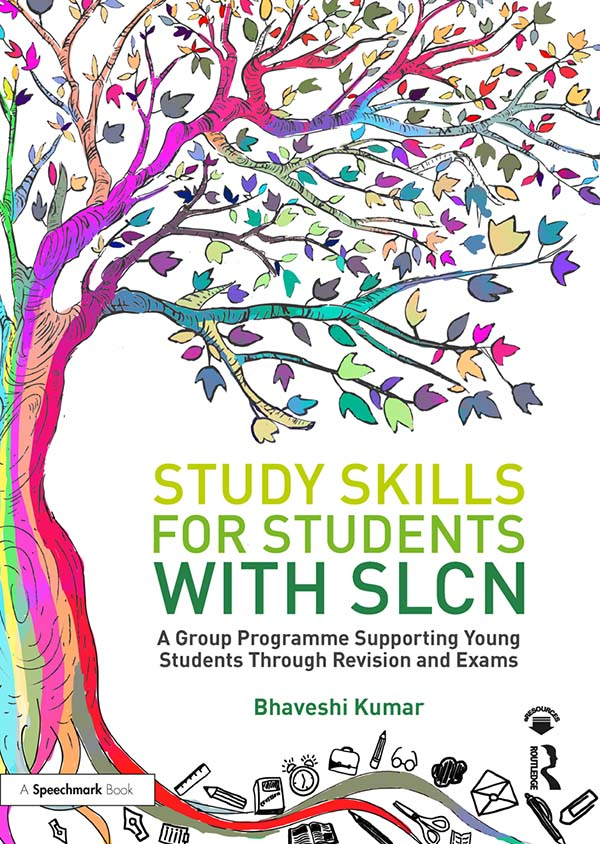 Study Skills for Students with SLCN: A Group Programme Supporting Young Students Through Revision and Exams book cover