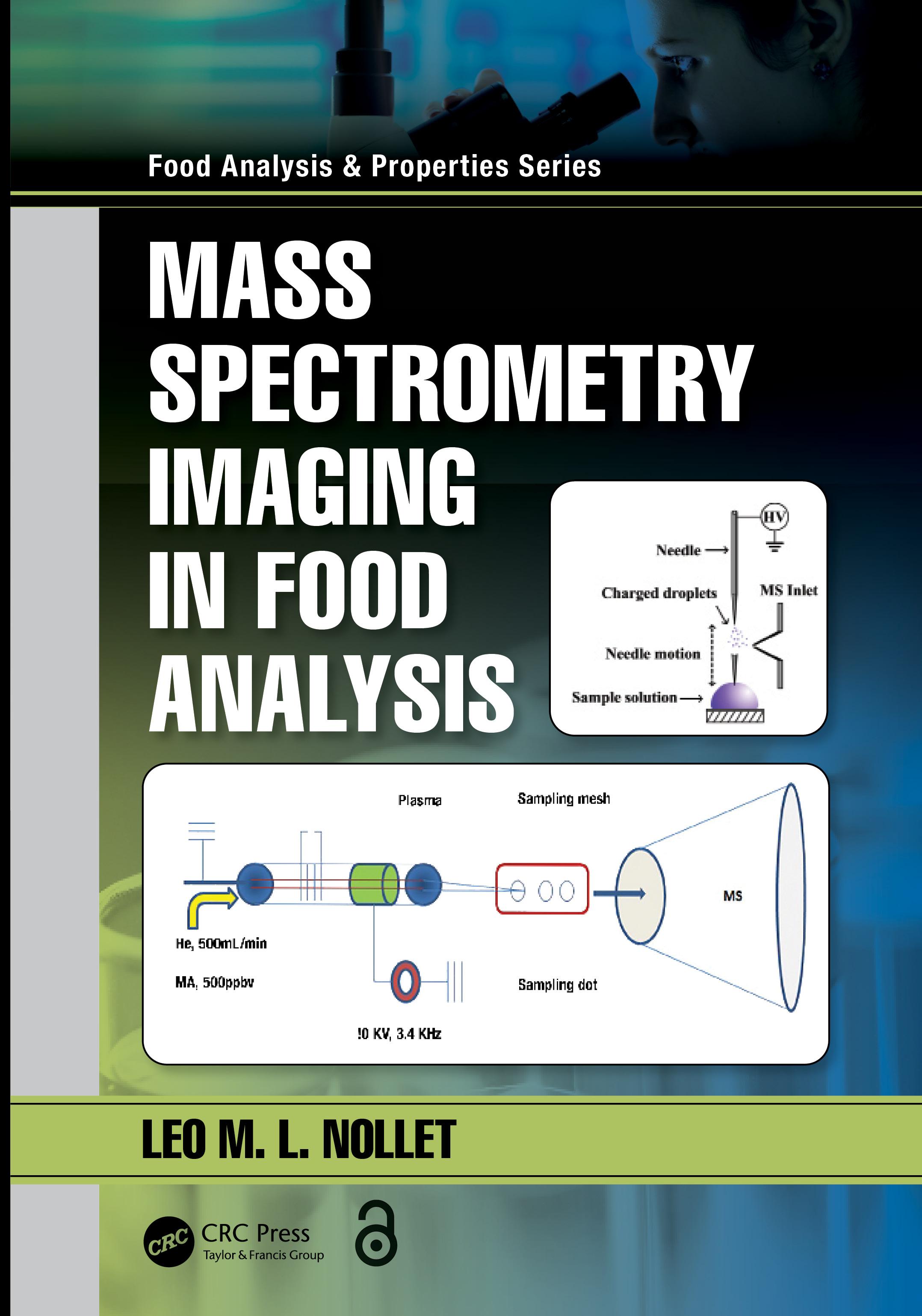 Desorption Electrospray Ionization Mass Spectrometry Imaging in Food Applications