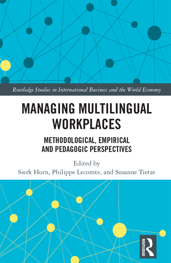 Translatorial Linguistic Ethnography in Organizations