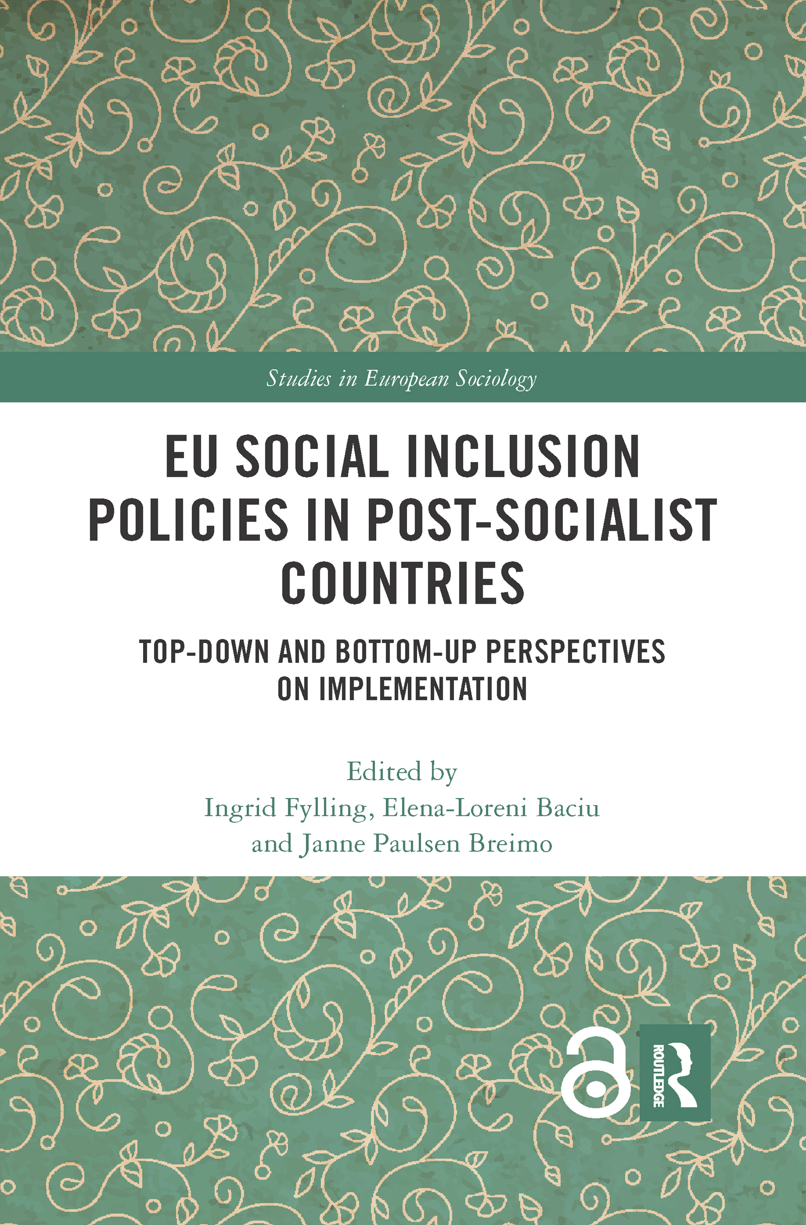 EU Social Inclusion Policies in Post-Socialist Countries