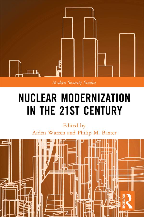 Modernization as a promoter of international security