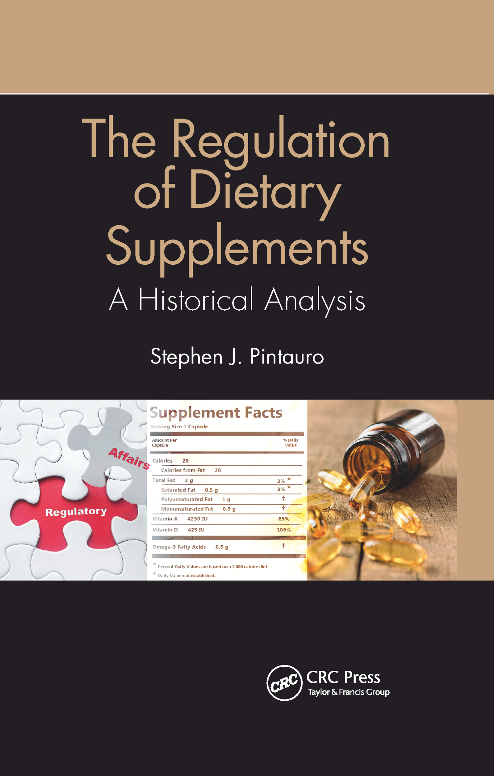 The Regulation of Dietary Supplements