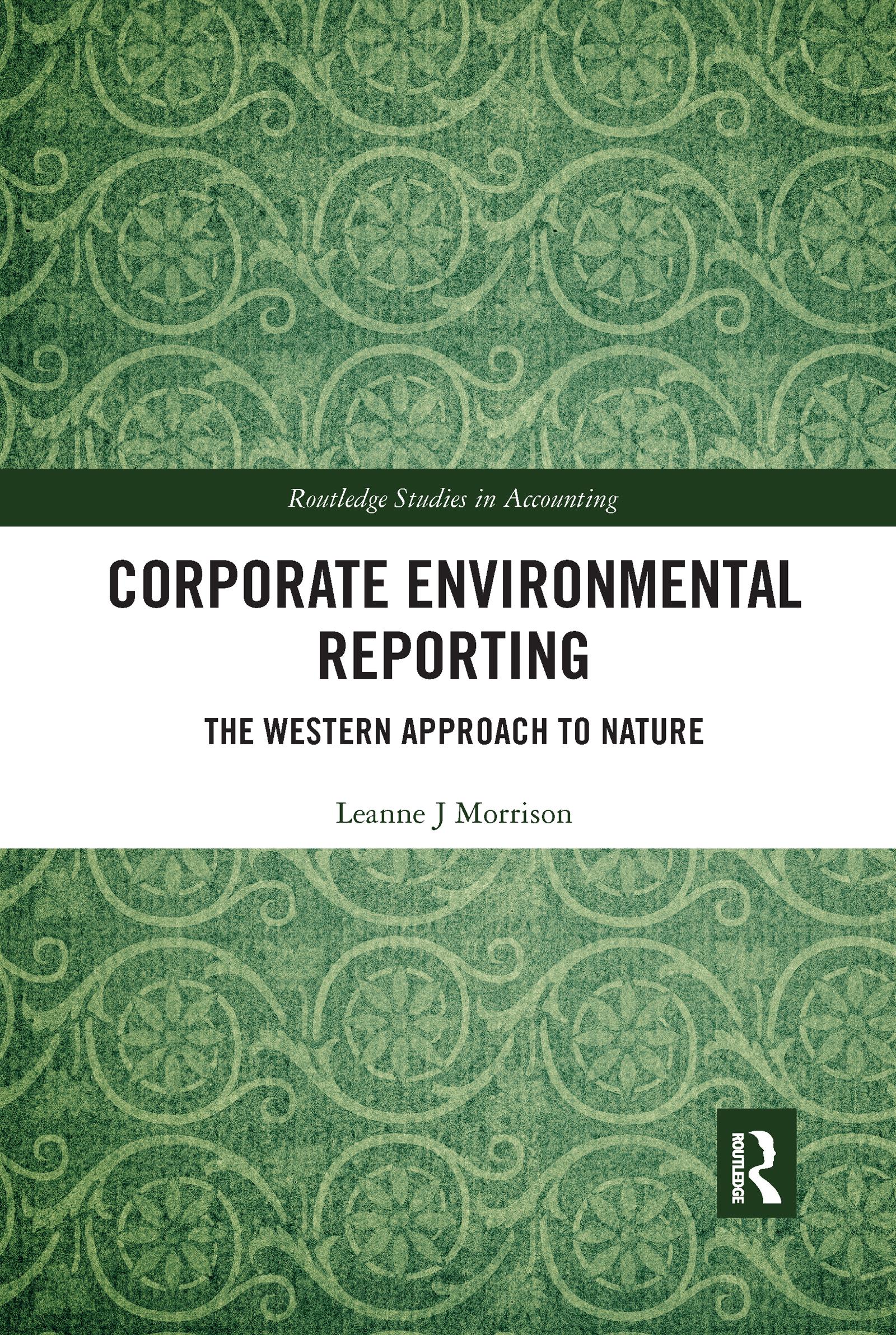 Corporate Environmental Reporting