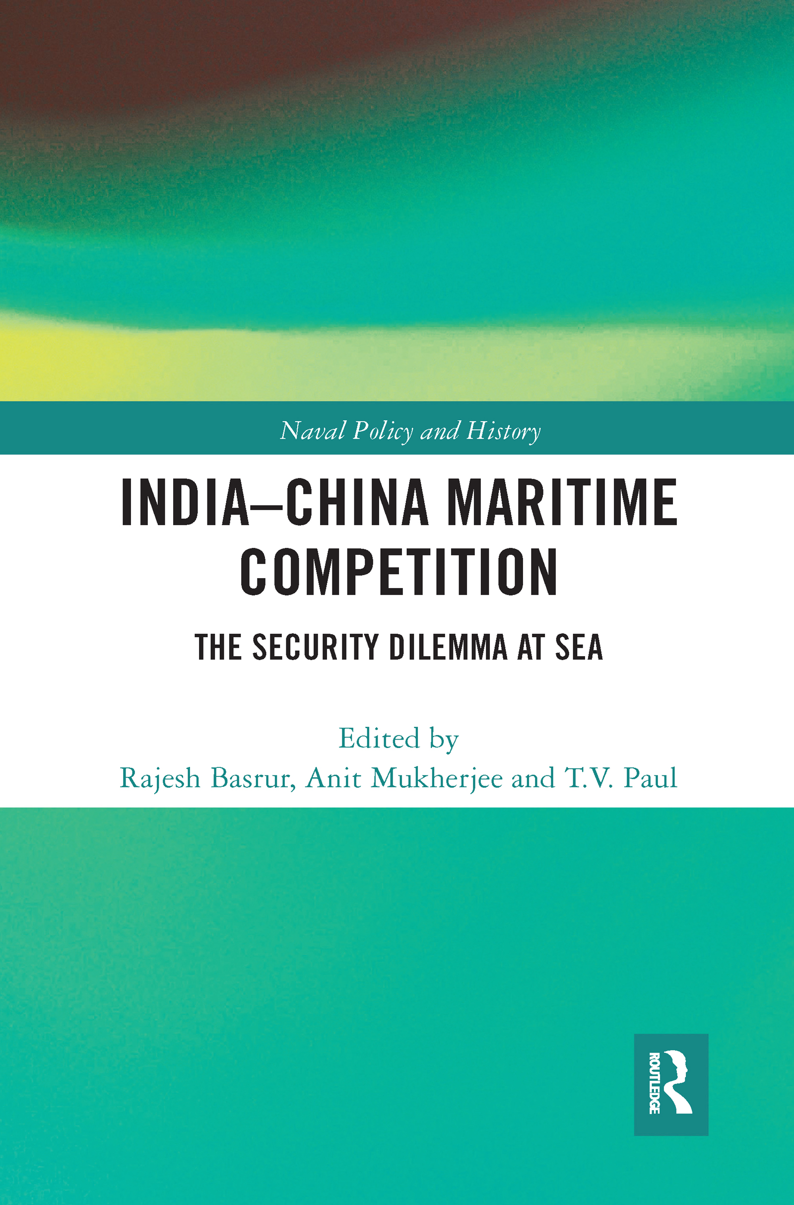 India-China Maritime Competition