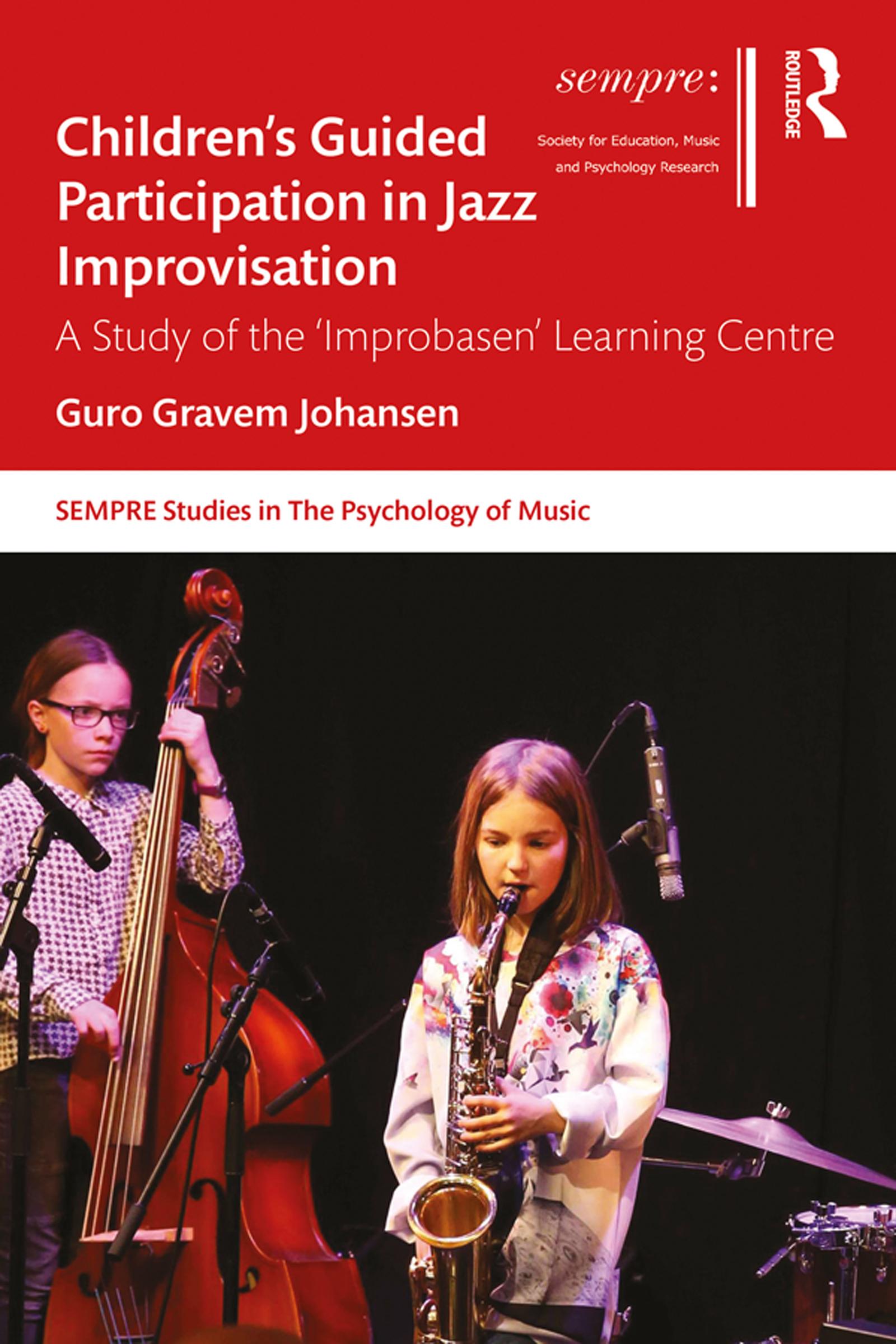 Children's Guided Participation in Jazz Improvisation