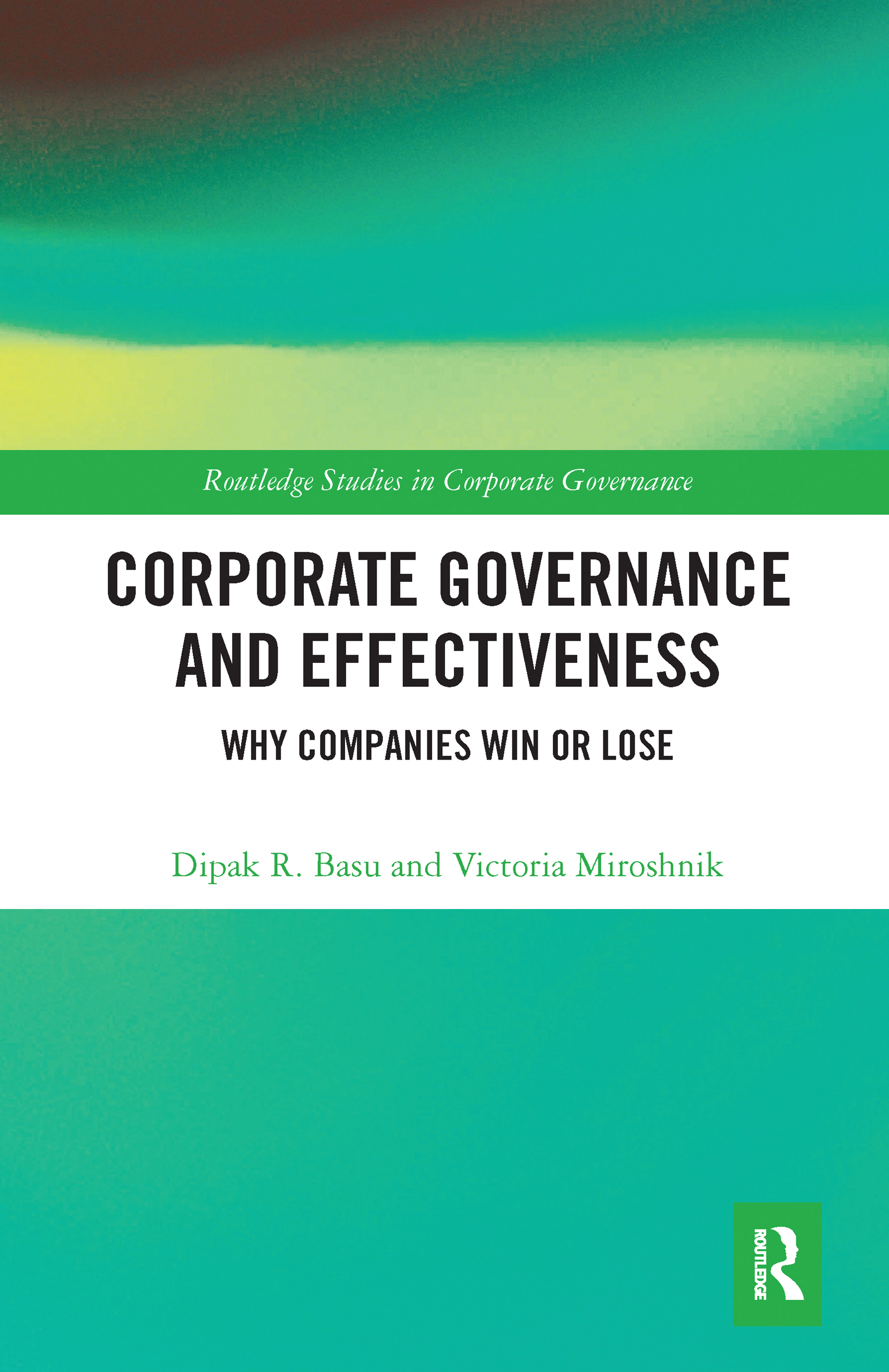 Corporate Governance and Effectiveness