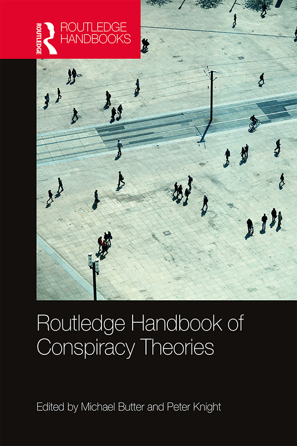 Routledge Handbook of Conspiracy Theories book cover
