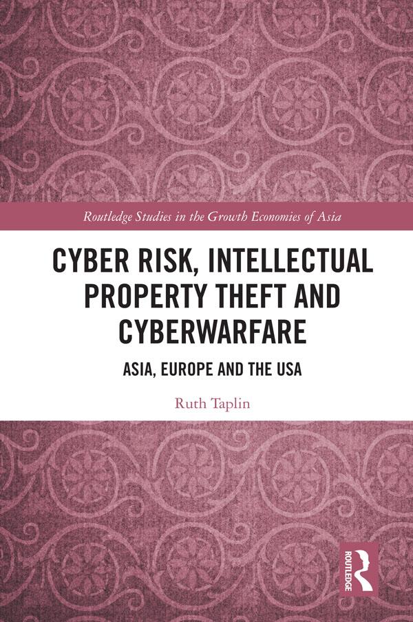 Cyber Risk, Intellectual Property Theft and Cyberwarfare