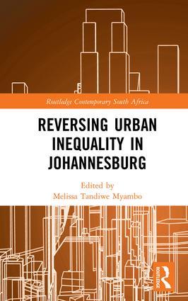 Reversing Urban Inequality in Johannesburg book cover