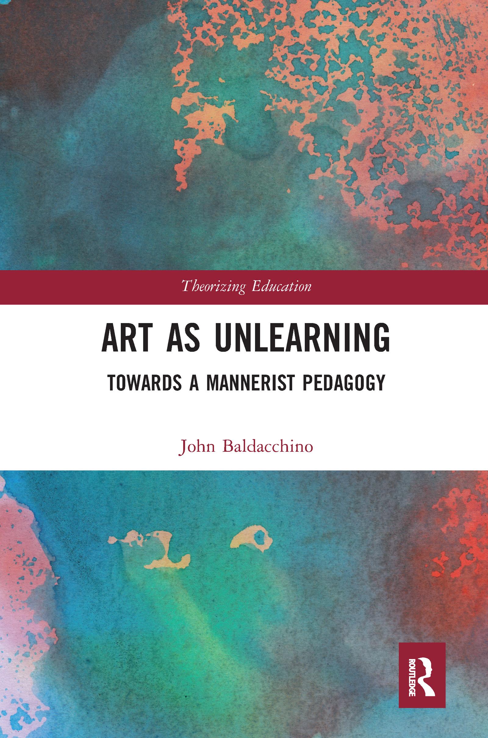 Art as Unlearning