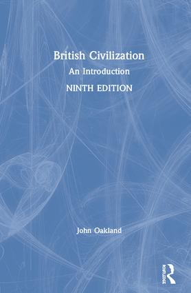 British Civilization: An Introduction, 9th Edition (e-Book) book cover