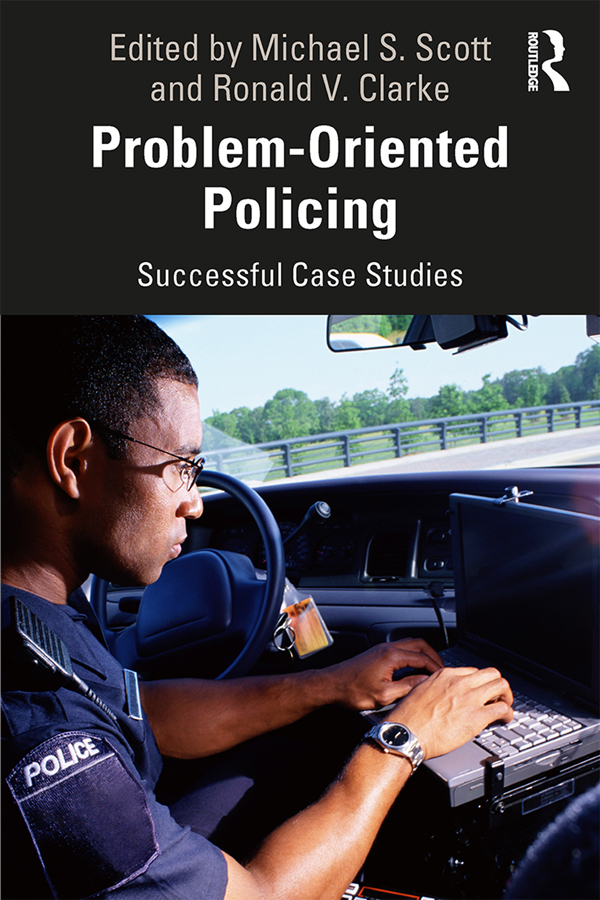 Problem-Oriented Policing: Successful Case Studies book cover
