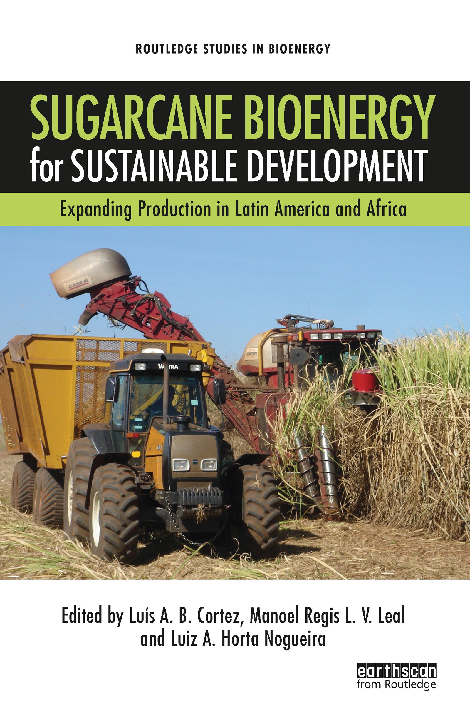 Sugarcane Bioenergy for Sustainable Development