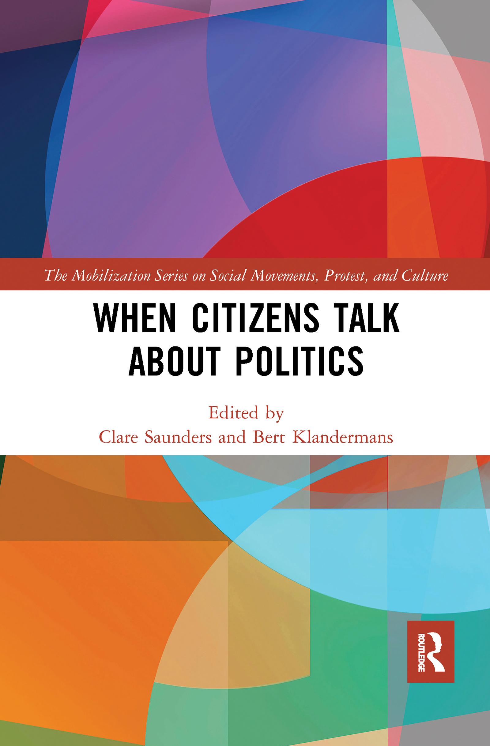 When Citizens Talk About Politics