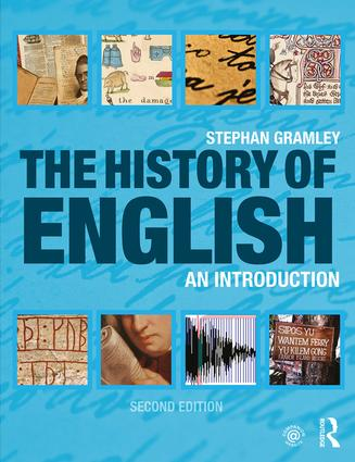 The History of English: An Introduction book cover