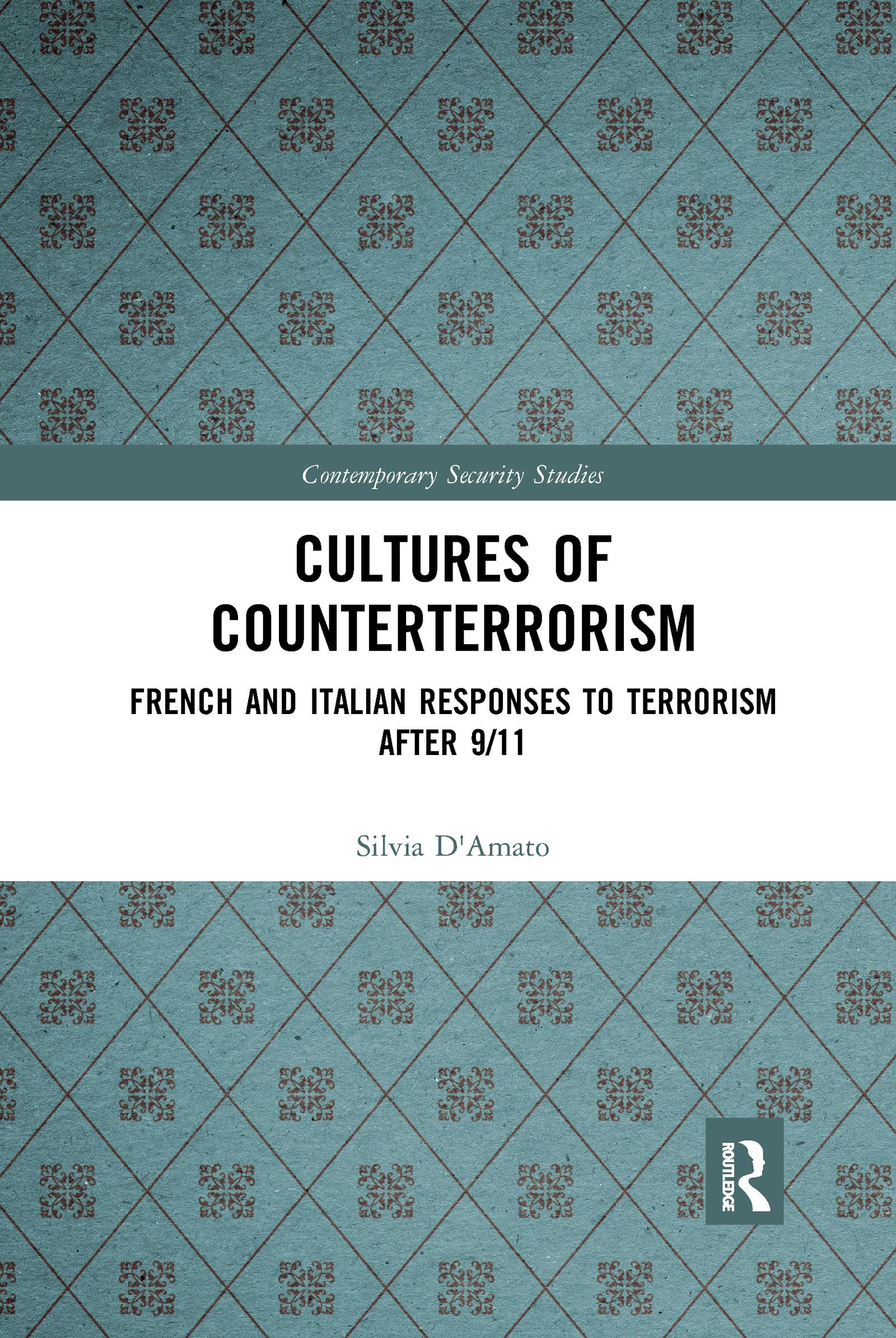 Cultures of Counterterrorism