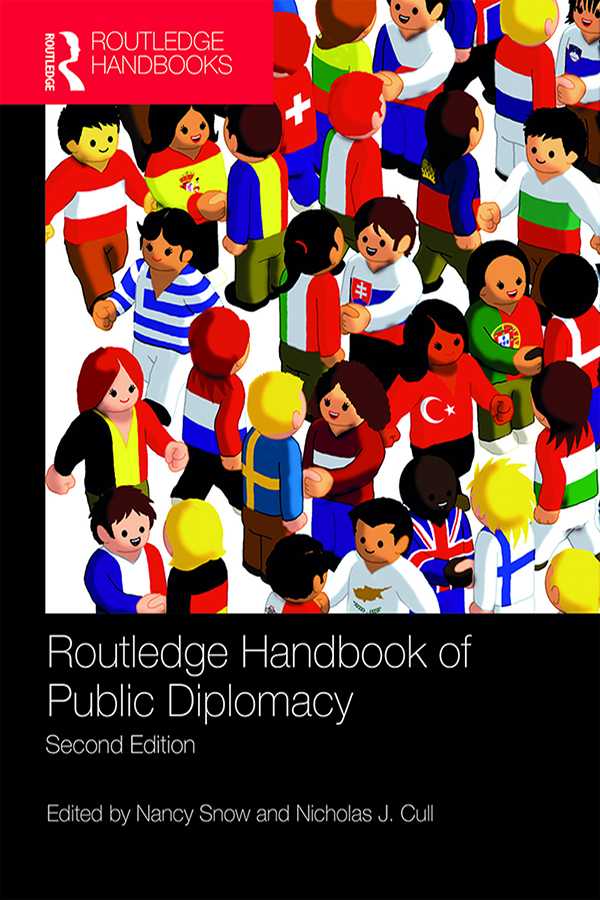 Routledge Handbook of Public Diplomacy book cover