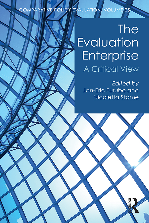 The Evaluation Enterprise