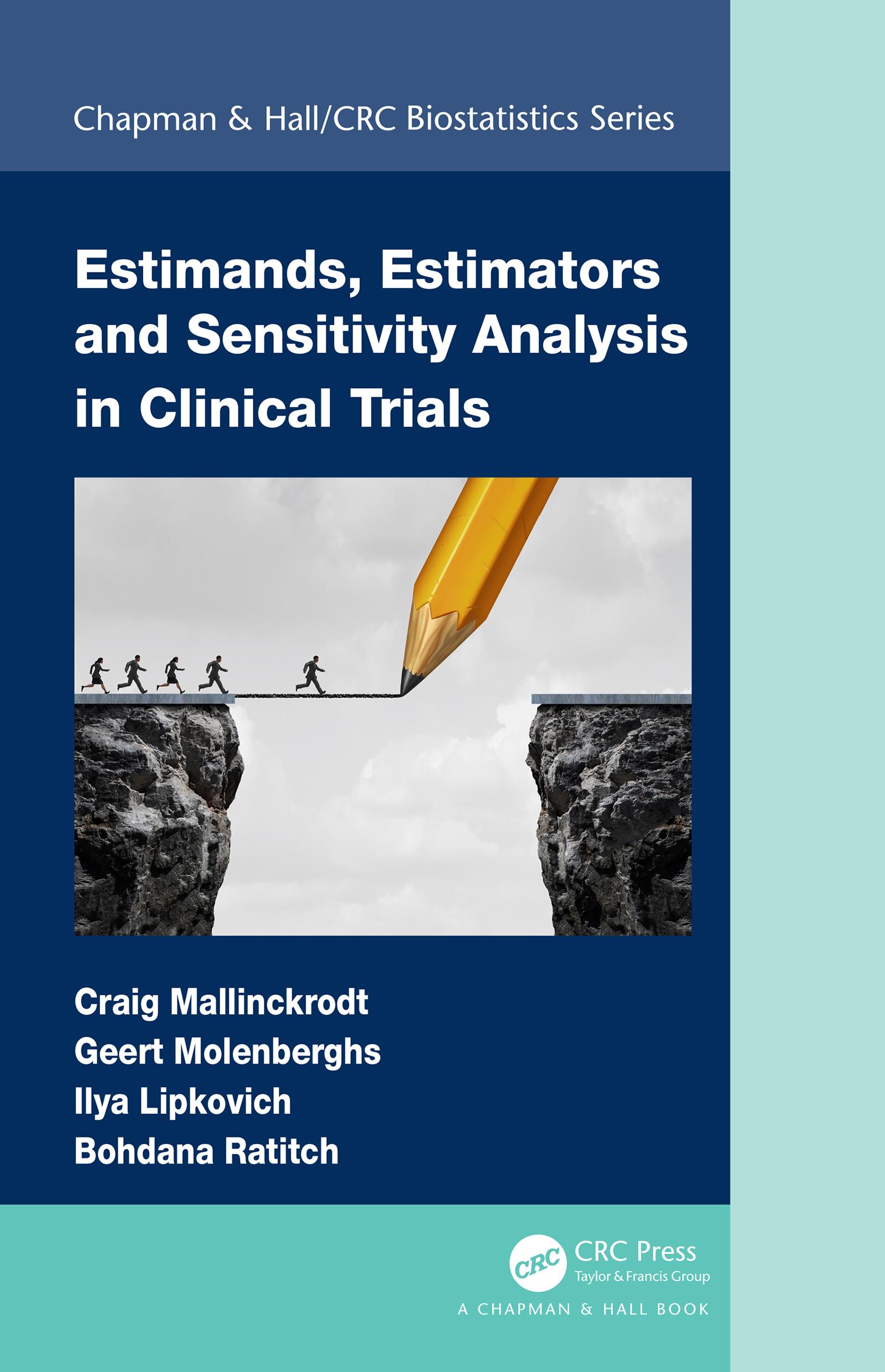 Estimands, Estimators and Sensitivity Analysis in Clinical Trials
