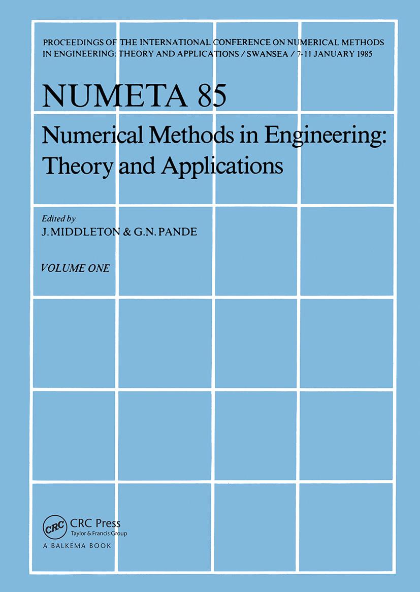 Numerical Methods In Engineering & Science (Hardback) book cover