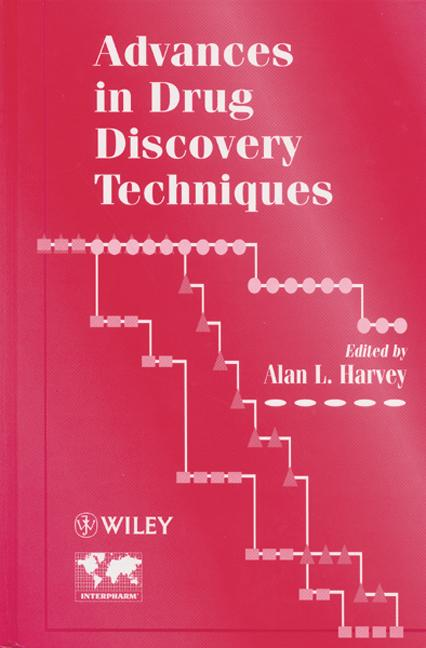 Advances in Drug Discovery Techniques: 1st Edition (Hardback) book cover