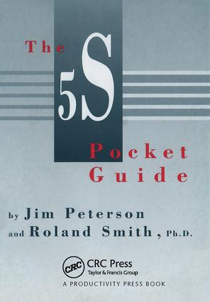 The 5S Pocket Guide: 1st Edition (e-Book) book cover