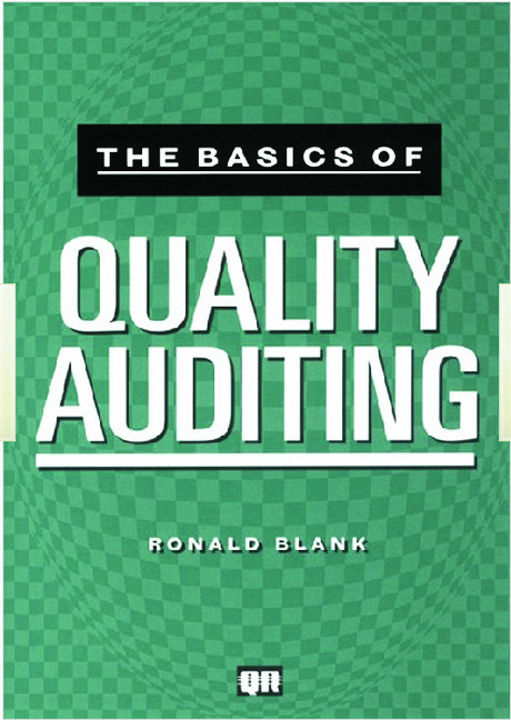 The Basics of Quality Auditing