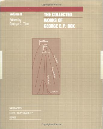 The Collected Works Of George E.P. Box, Volume II: 1st Edition (Hardback) book cover