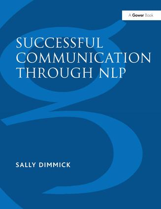 Successful Communication Through NLP: A Trainer's Guide, 1st Edition (Hardback) book cover