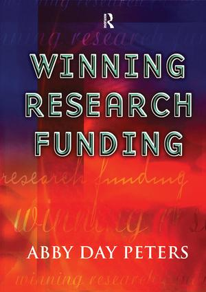 Winning Research Funding: 1st Edition (Paperback) book cover