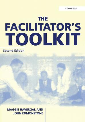 The Facilitator's Toolkit: 2nd Edition (Hardback) book cover