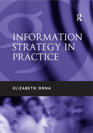 Information Strategy in Practice book cover