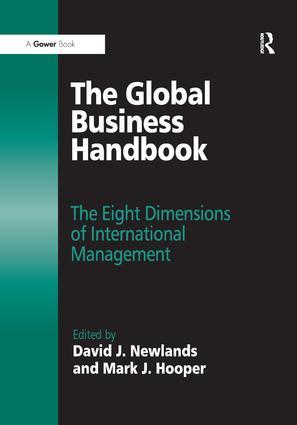 The Global Business Handbook