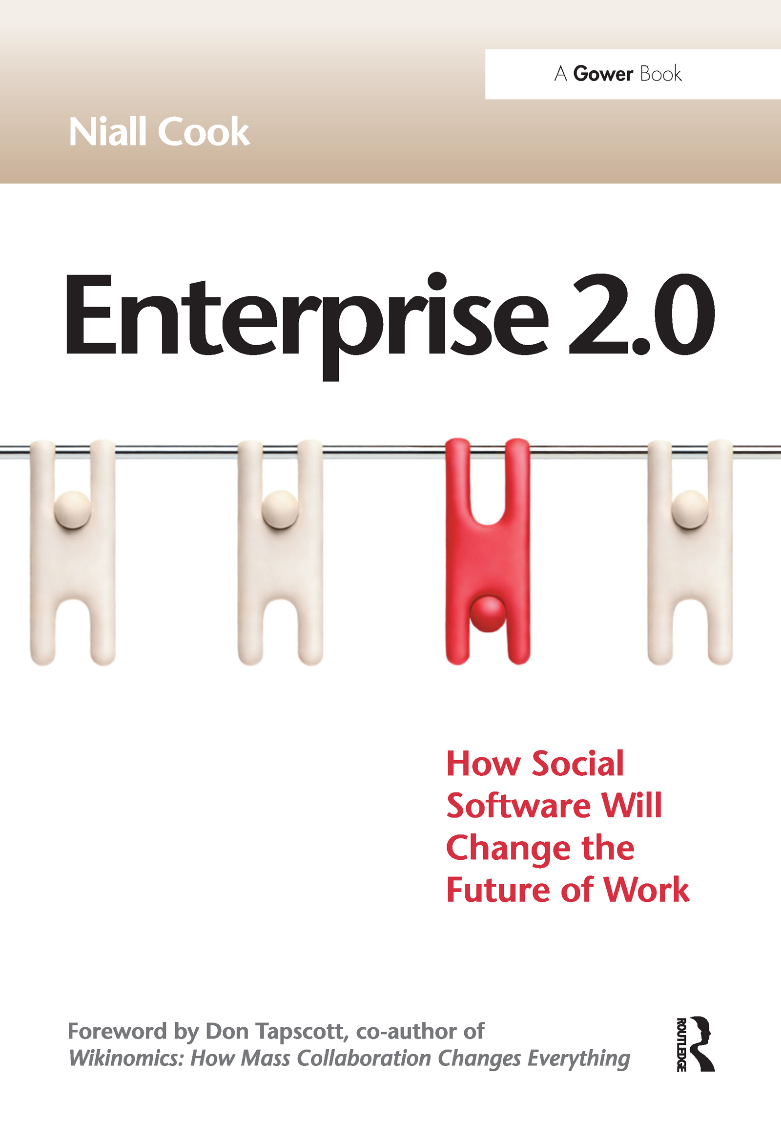 Enterprise 2.0: How Social Software Will Change the Future of Work book cover