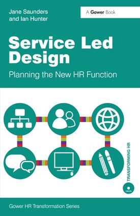 Service Led Design: Planning the New HR Function, 1st Edition (Paperback) book cover