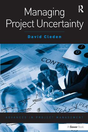 Managing Project Uncertainty book cover