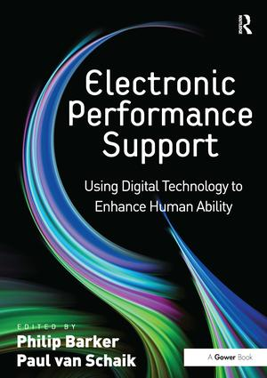 Electronic Performance Support: Using Digital Technology to Enhance Human Ability, 1st Edition (Hardback) book cover