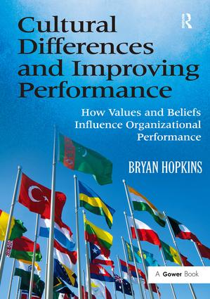 Cultural Differences and Improving Performance: How Values and Beliefs Influence Organizational Performance, 1st Edition (Hardback) book cover