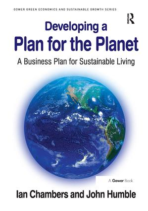 Developing a Plan for the Planet: A Business Plan for Sustainable Living book cover