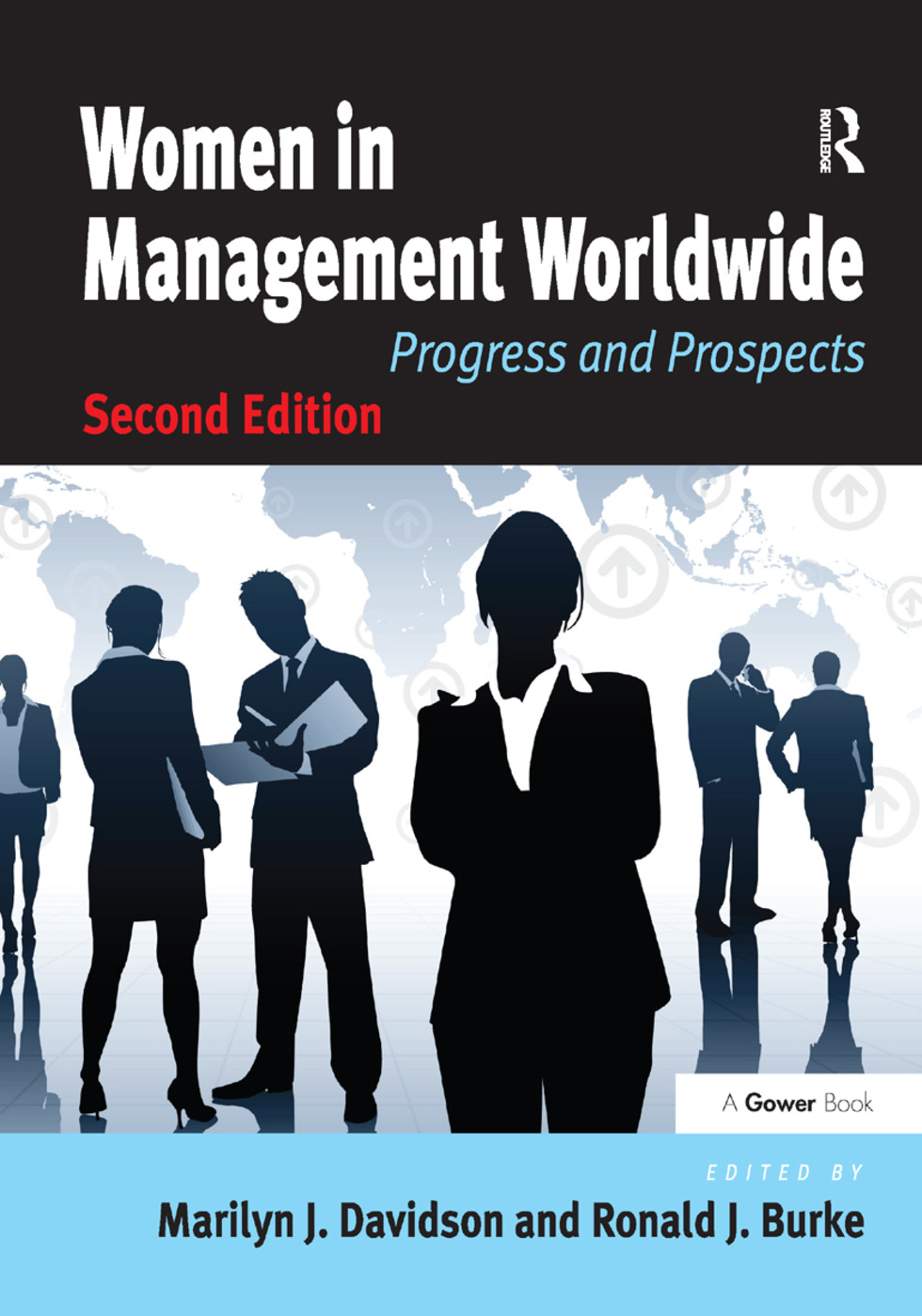 Women in Management Worldwide: Progress and Prospects, 2nd Edition (Hardback) book cover