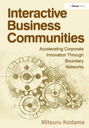 Interactive Business Communities: Accelerating Corporate Innovation through Boundary Networks book cover