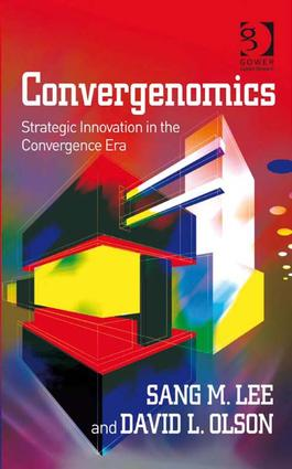 Convergenomics: Strategic Innovation in the Convergence Era book cover