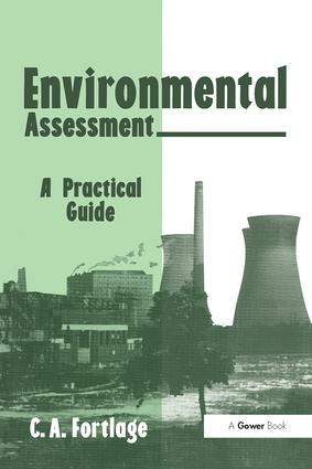 Environmental Assessment: A Practical Guide, 1st Edition (Hardback) book cover