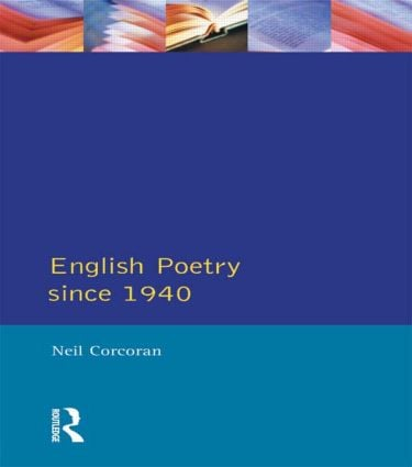 English Poetry Since 1940