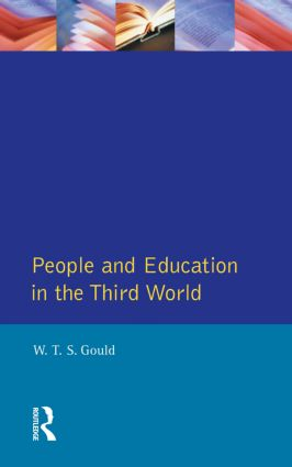 People and Education in the Third World book cover