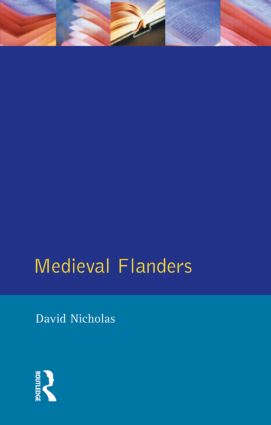 Medieval Flanders: 1st Edition (Paperback) book cover