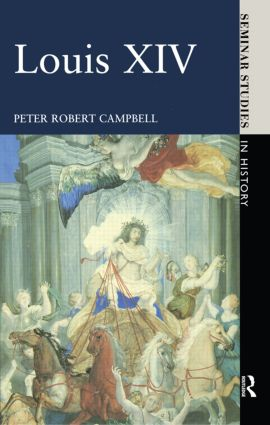 Louis XIV: 1st Edition (Paperback) book cover