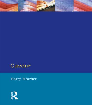 Cavour: 1st Edition (Paperback) book cover