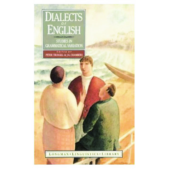 Dialects of English: Studies in Grammatical Variation, 1st Edition (Paperback) book cover