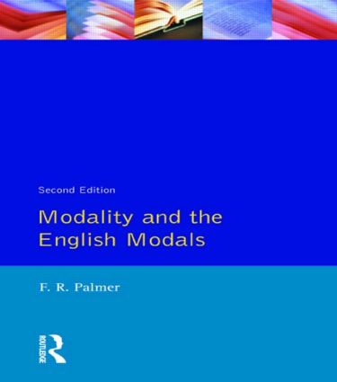 Modality and the English Modals: 2nd Edition (Paperback) book cover